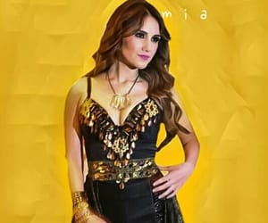 dulce maria, music, and RBD image
