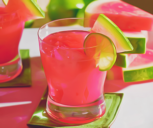 alcohol, edit, and food image