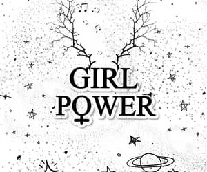 girl, power, and tumblr image