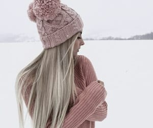 beauty, style, and winter image
