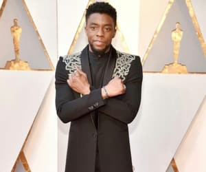 oscars, chadwick boseman, and Academy Awards image