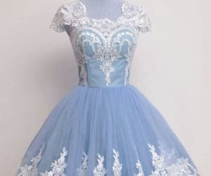 dress and homecoming dresses lace image