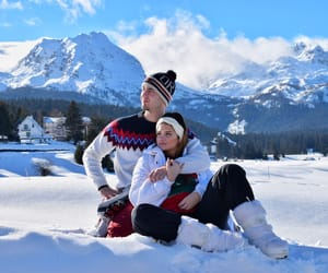 christmas, Montenegro, and love image