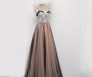 dress, evening dress, and fashion image