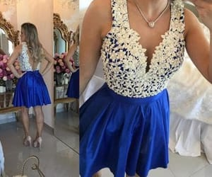 party dress, short dress, and selfie image