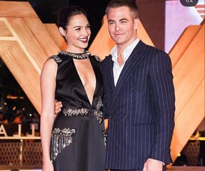 best couple, chris pine, and DC image