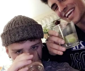alcohol, best friends, and jack gilinsky image