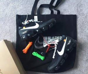 nike, off-white, and shoes image