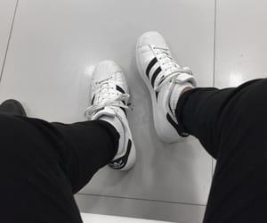 adidas, tumblr, and superstar image