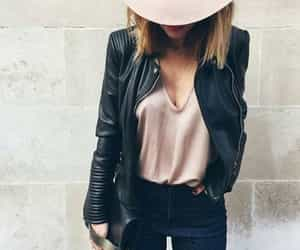 beauty, ootd, and black image