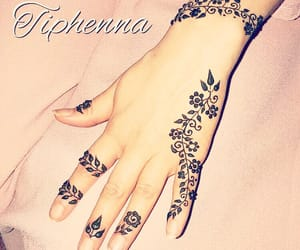 art, design, and henna art image