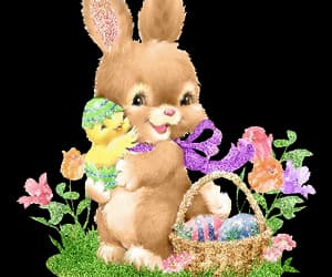 bunny, colors, and easter image
