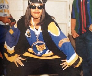 aaliyah and 90's image