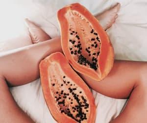 fashion, health, and peach image