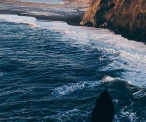 waves, sea, and adventure image