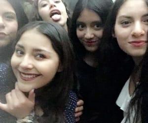 amigas, fiesta, and friendship image