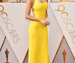 dress, oscars, and eiza gonzalez image