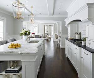 homes, interior design, and kitchen image