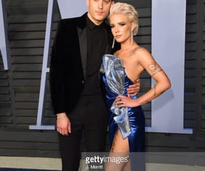halsey, him and i, and geazy image