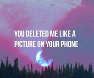 boy, breakup, and delete image