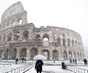 italy, places, and rome image
