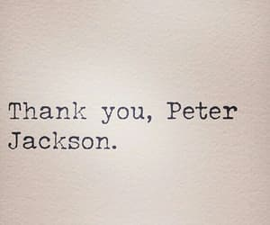 thank you, peter jackson, and hobbit image