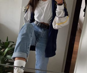 aesthetic, outfit, and girl image