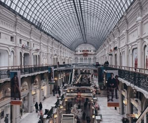 architectural, gum, and moscow image