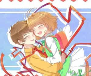 couple, lov, and manga image