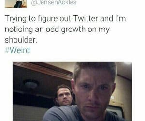 supernatural, actor, and dean winchester image