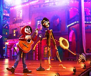 animation, movie, and coco image