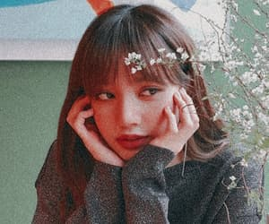 header, icon, and kpop image