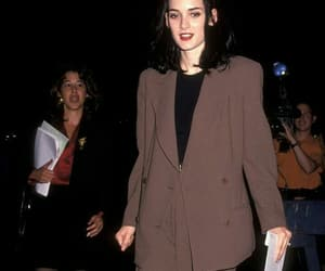90s, actress, and winona ryder image