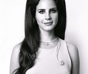black and white, lizzy grant, and ️lana del rey image