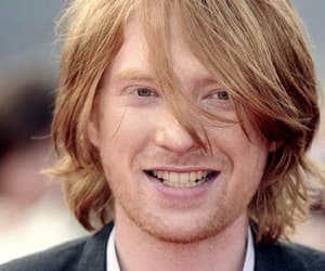 boy, ginger, and green eyes image