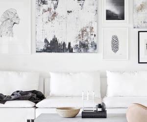 home, living, and sofa image