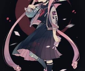 sailor moon, sukeban, and sailor scout image