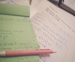 books, college, and exam image