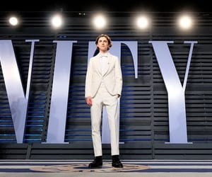 Vanity Fair and timothee chalamet image