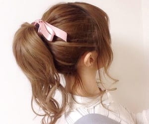 fashion, hair accessories, and sweet lolita image