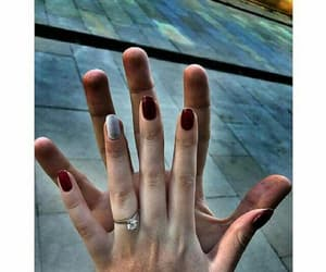 couple, hand, and hands image