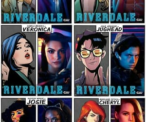 riverdale, Cheryl, and archie comics image