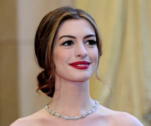 Anne Hathaway, celebrities, and love image