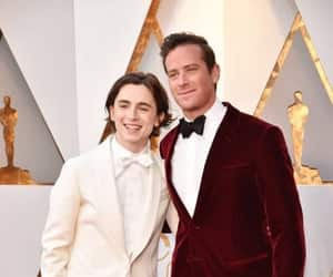 fashion, timothee chalamet, and armie hammer image
