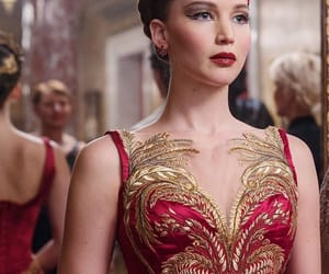 Jennifer Lawrence, movie, and redsparrow image