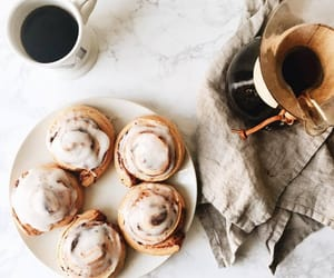 aesthetic, coffee, and food porn image