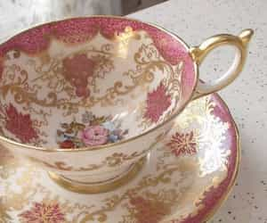 antique, tea time, and house ideas image