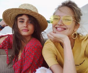 fashiohn, taylor marie hill, and romee strijd image