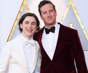 oscars and timothee chalamet image