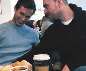 sam smith, brandon flynn, and singers image